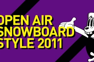 Итоги «Open Air Snowboard Style»